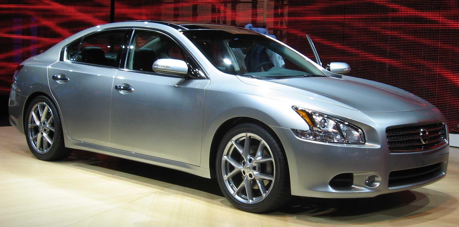 2009 Nissan Maxima Picture