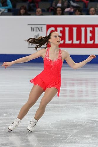 2012 European FSC Nathalie Weinzierl