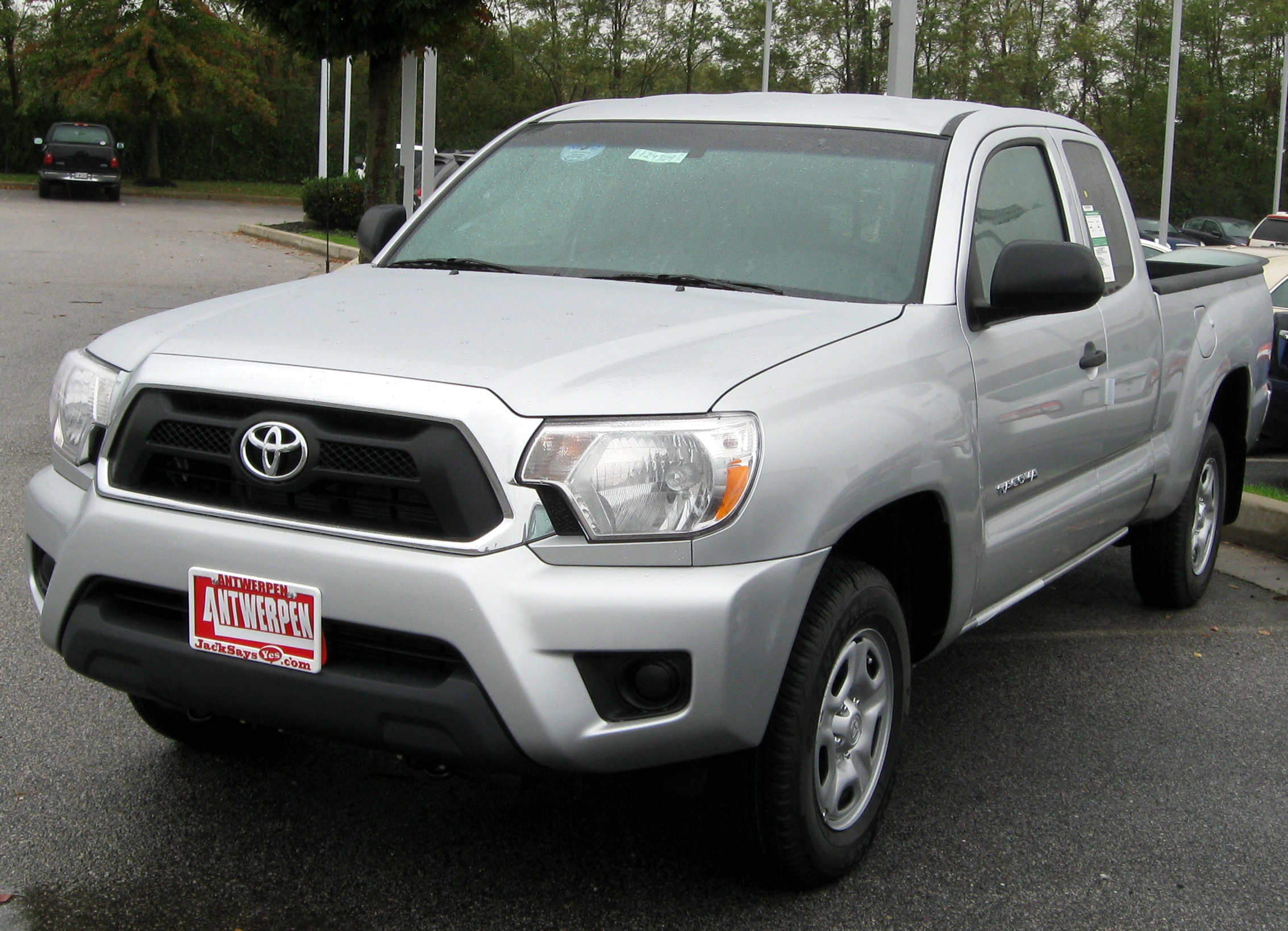 photos articles bestcarmag com toyota tacoma informations makes