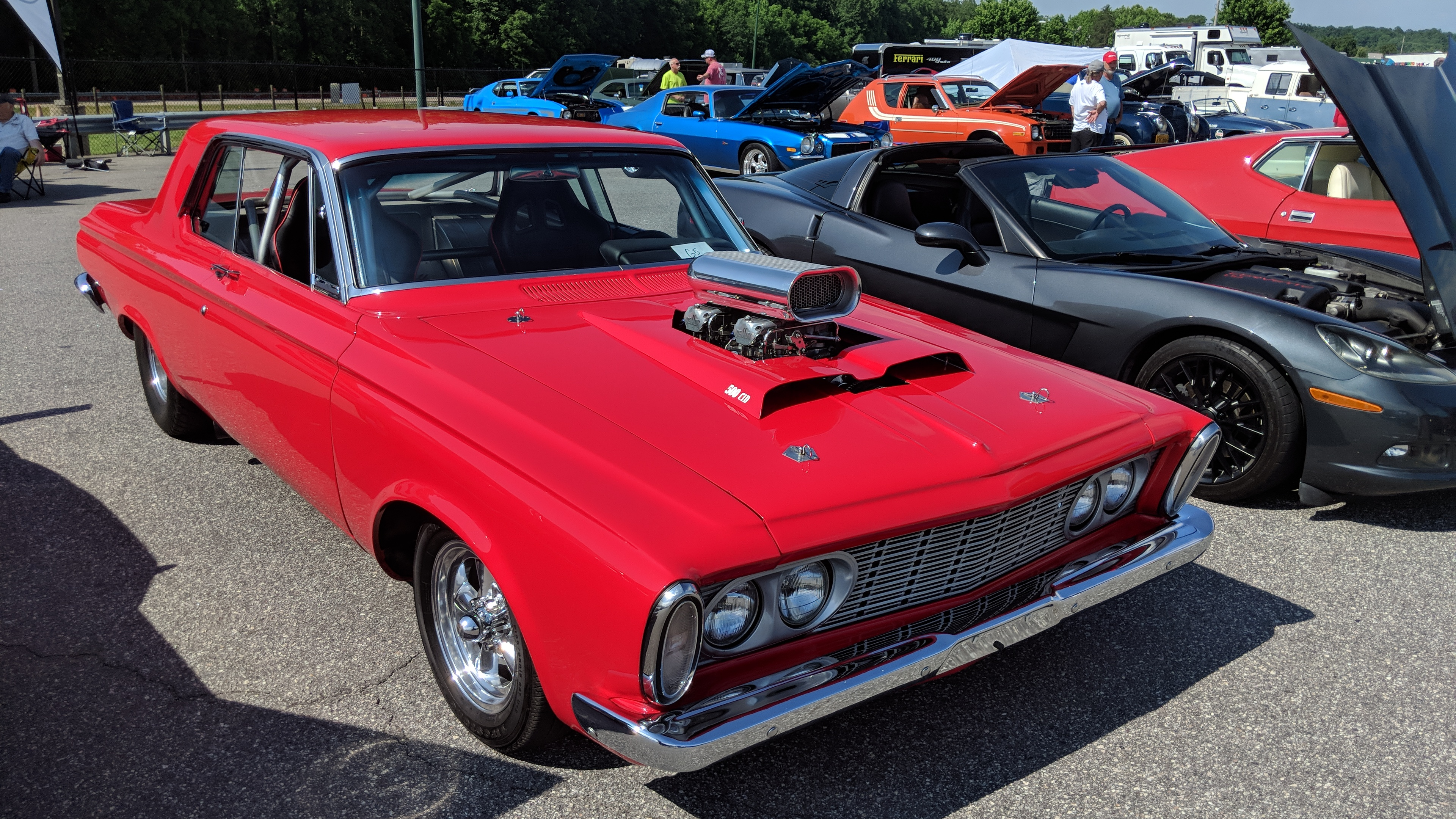 File DCHS Car Show A Celebration Of Classic Cars Community - Classic car show near me 2018