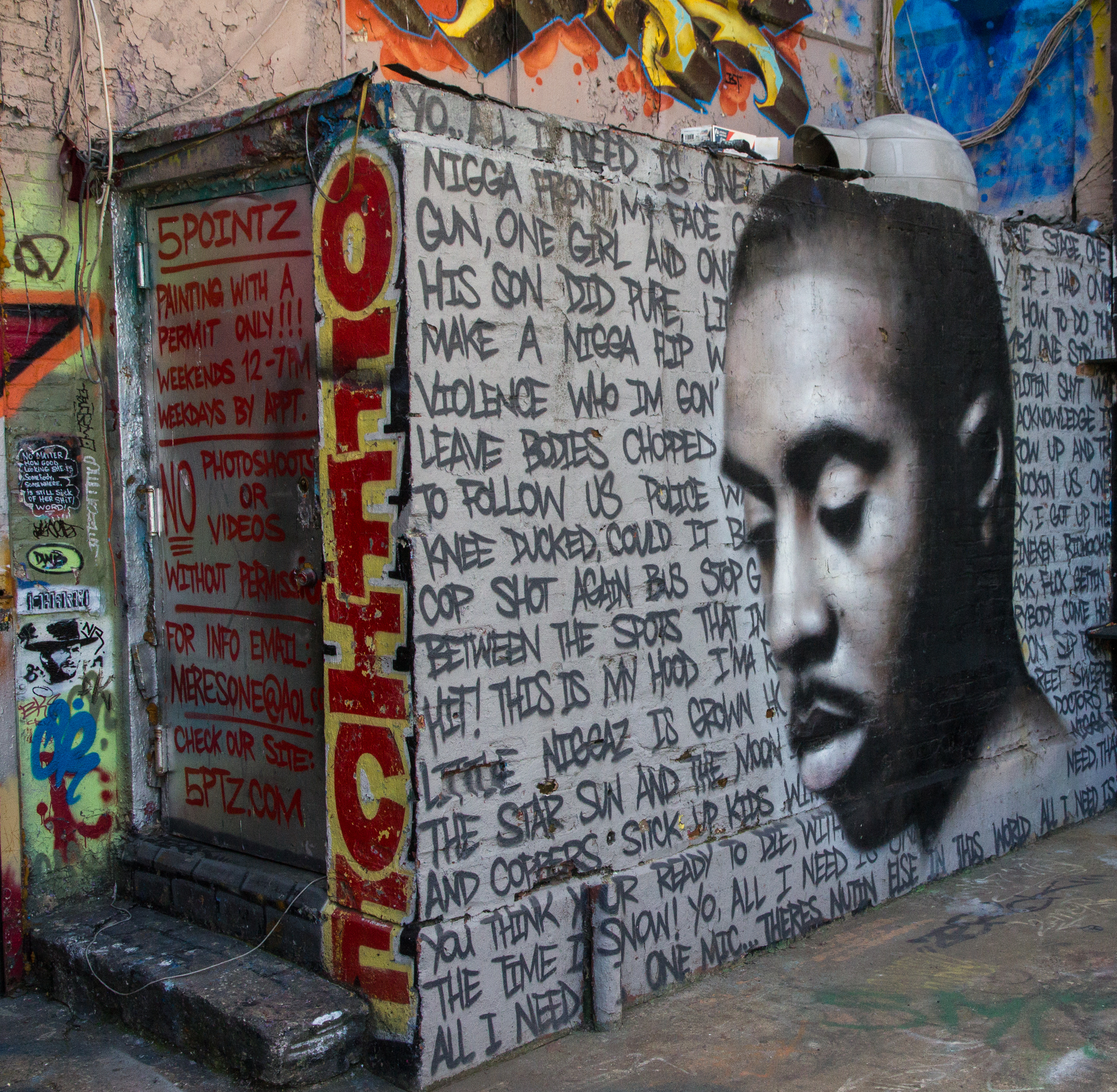 The office at 5 pointz