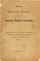 Medical ethics - Wikipedia