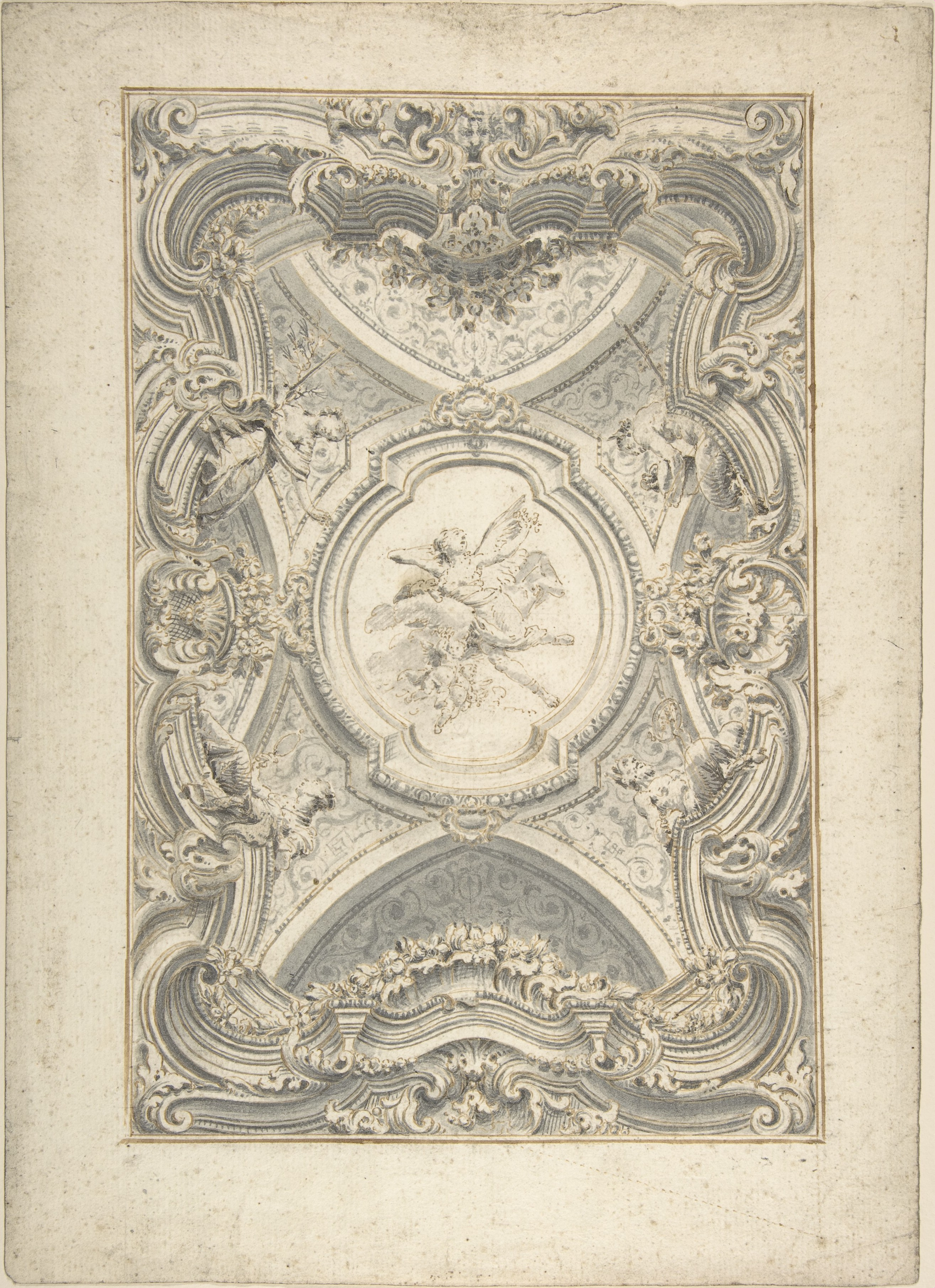 Baroque ceiling texture hbm blog file a baroque ceiling met dp803171 jpg dailygadgetfo Image collections