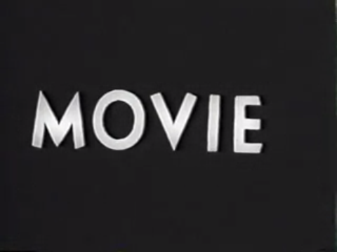 Picture of a movie: A