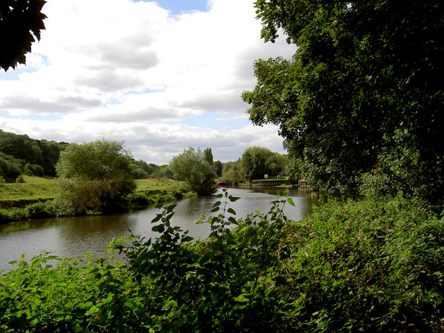 A tranquil River Don. - geograph.org.uk - 536084