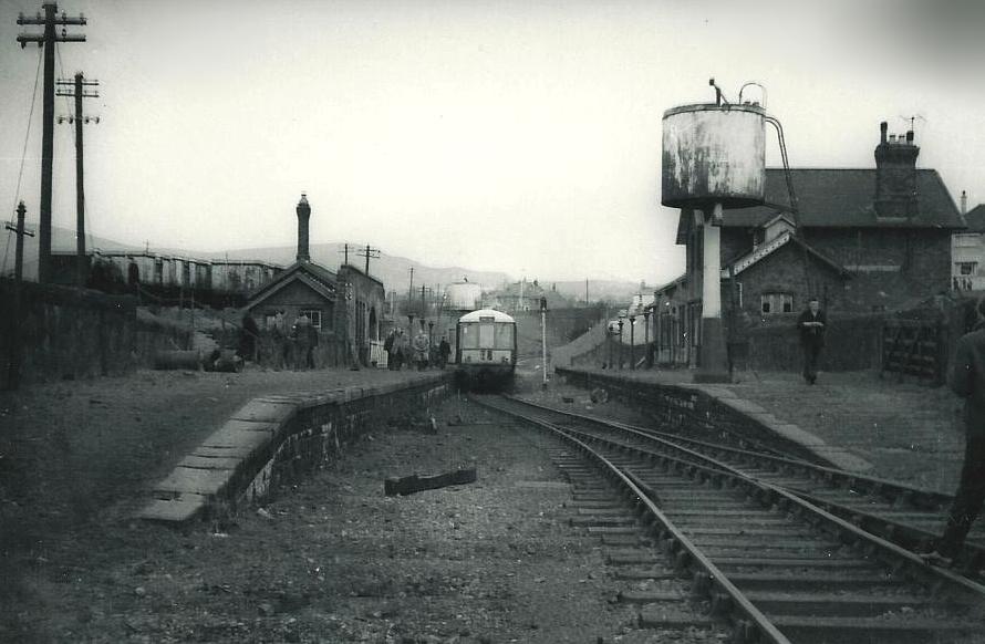 abersychan and talywain railway station