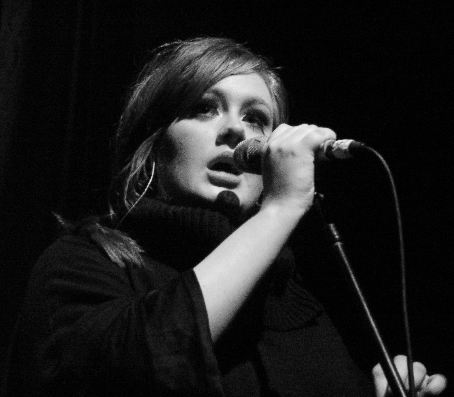 Foto Adele k albu 21