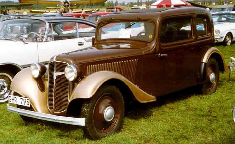 File Adler Trumpf Junior Limousine 1936 Jpg Wikimedia