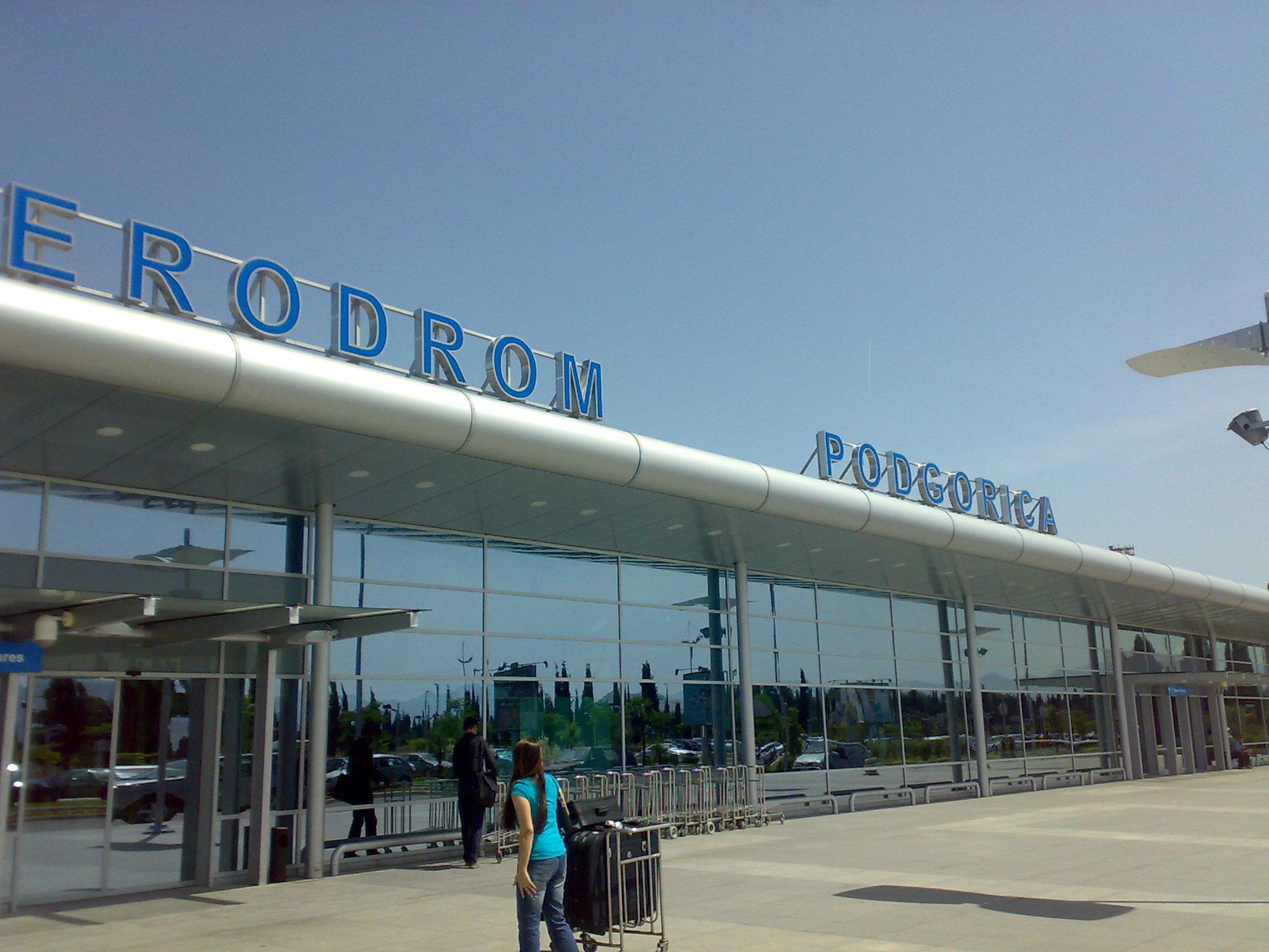 Zračna luka Podgorica