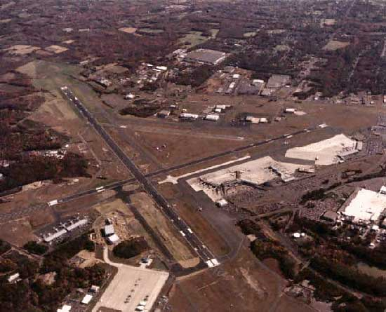 where is bradley international airport