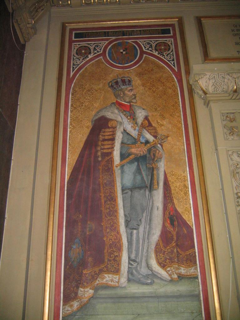 Fişier:AlbaIulia CatedralaOrtodoxa Ferdinand.jpg
