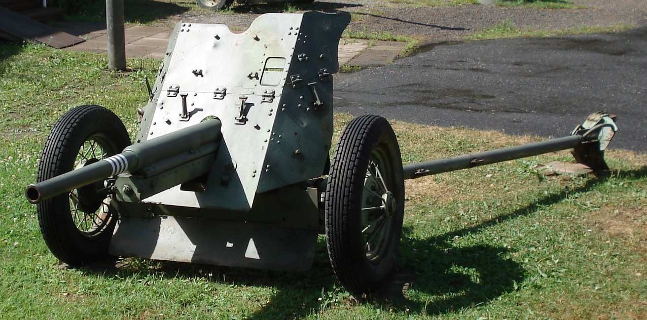 German 50 Mm Anti Tank Gun: File:Anti-tank Gun 45mm M1937 Parola 8.jpg