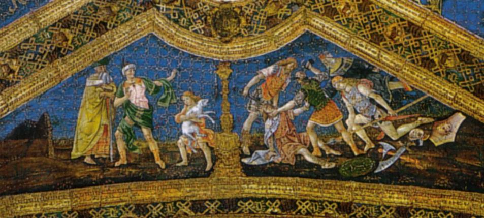 Appartamento borgia, sala dei santi, episodi del mito di iside e osiride 02 (2).jpg