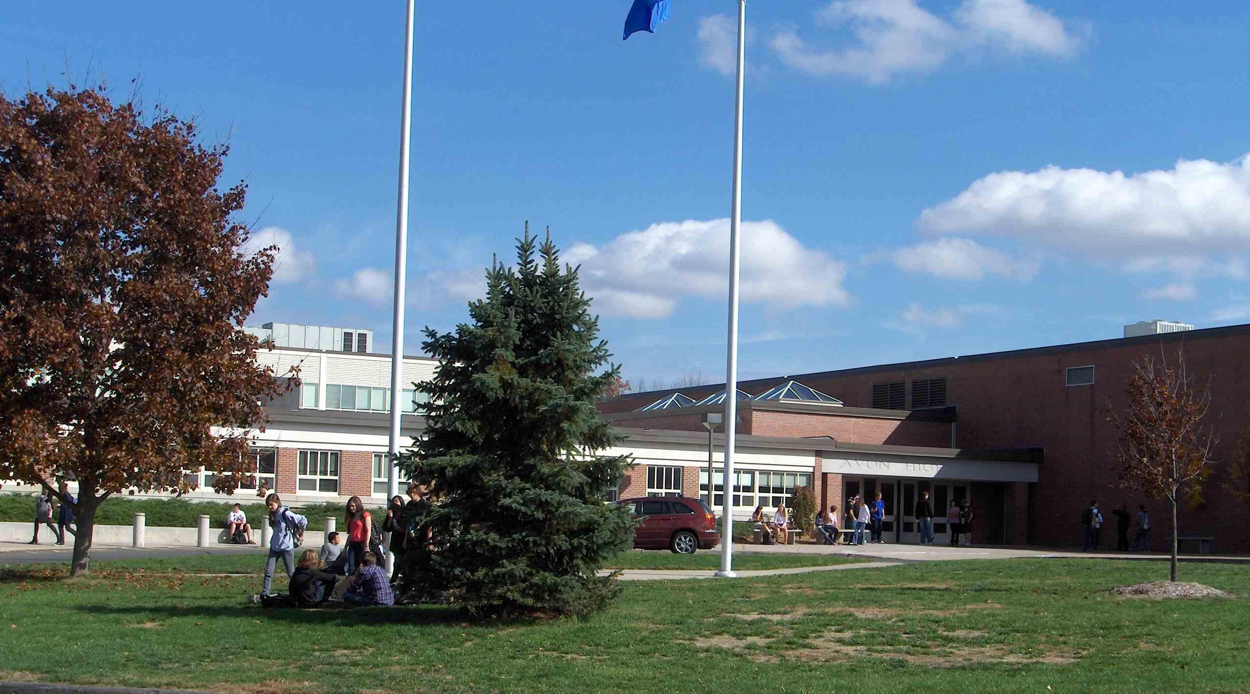 ... File:Avon High School.