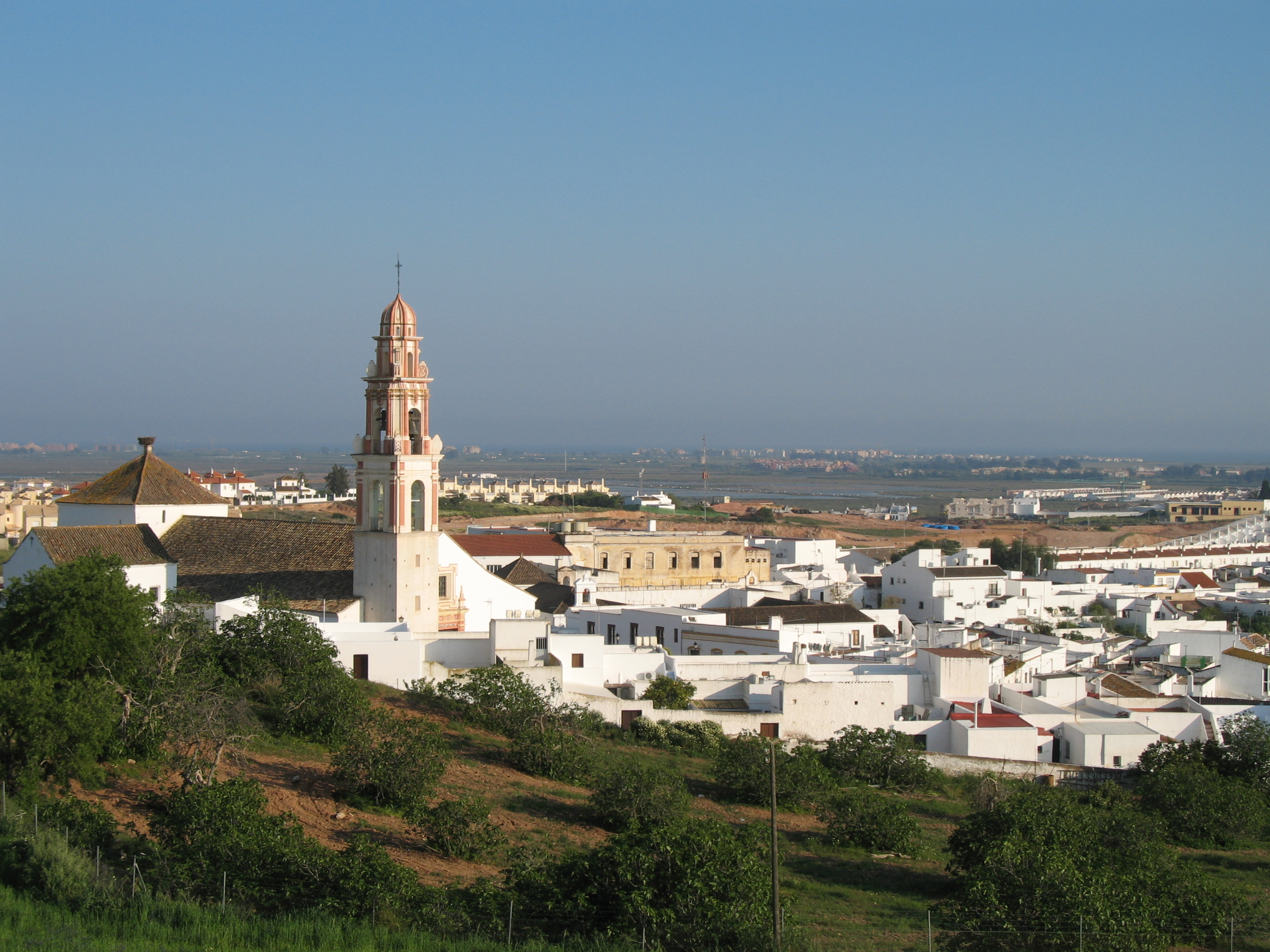 Ayamonte Spain  city photos : Ayamonte Panorama Wikimedia Commons
