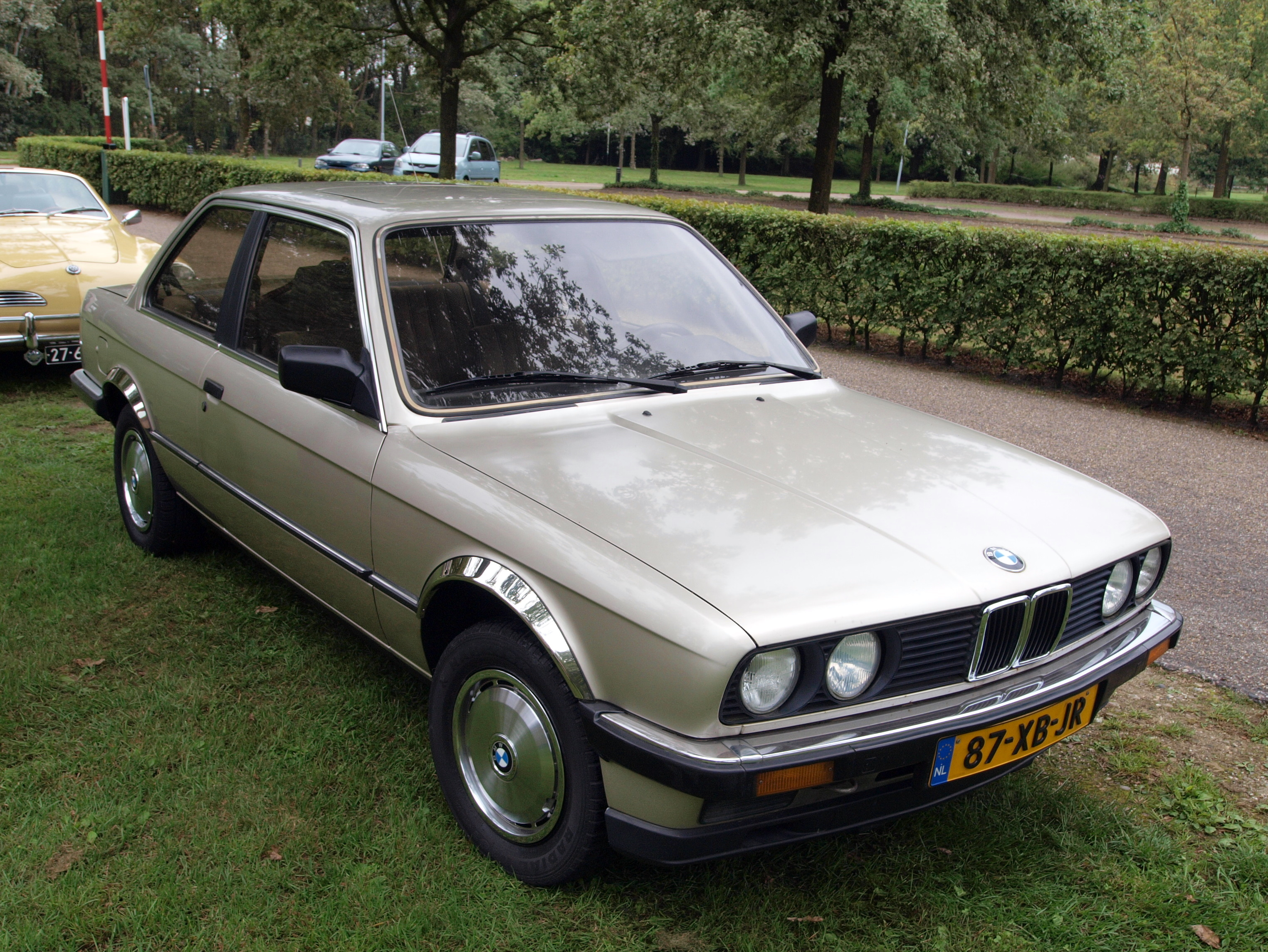 File Bmw 3slash1 1985 At The Autotron Dutch Licence