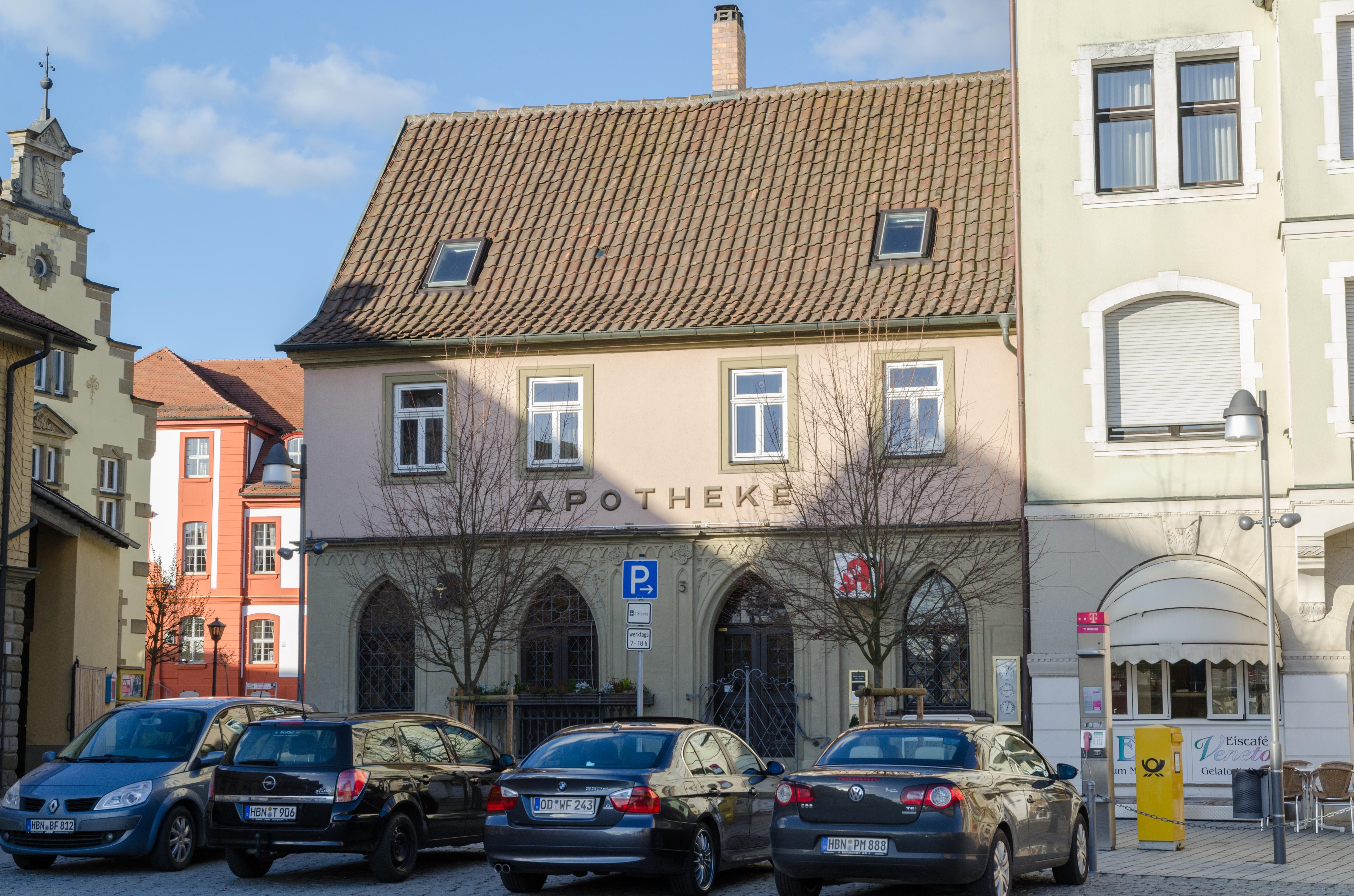 File Bad Rodach Markt 3 001 Jpg Wikimedia Commons