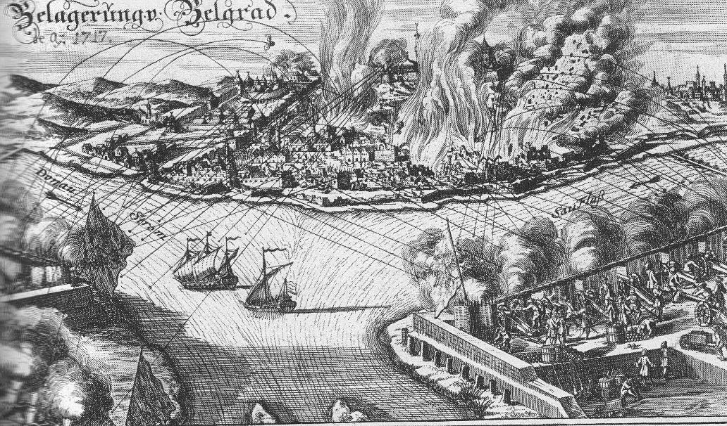 Opsada beograda 1717 wikiwand for Histoire des jardins wikipedia