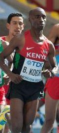 Bernard Kiprop Koech Kenyan long-distance runner