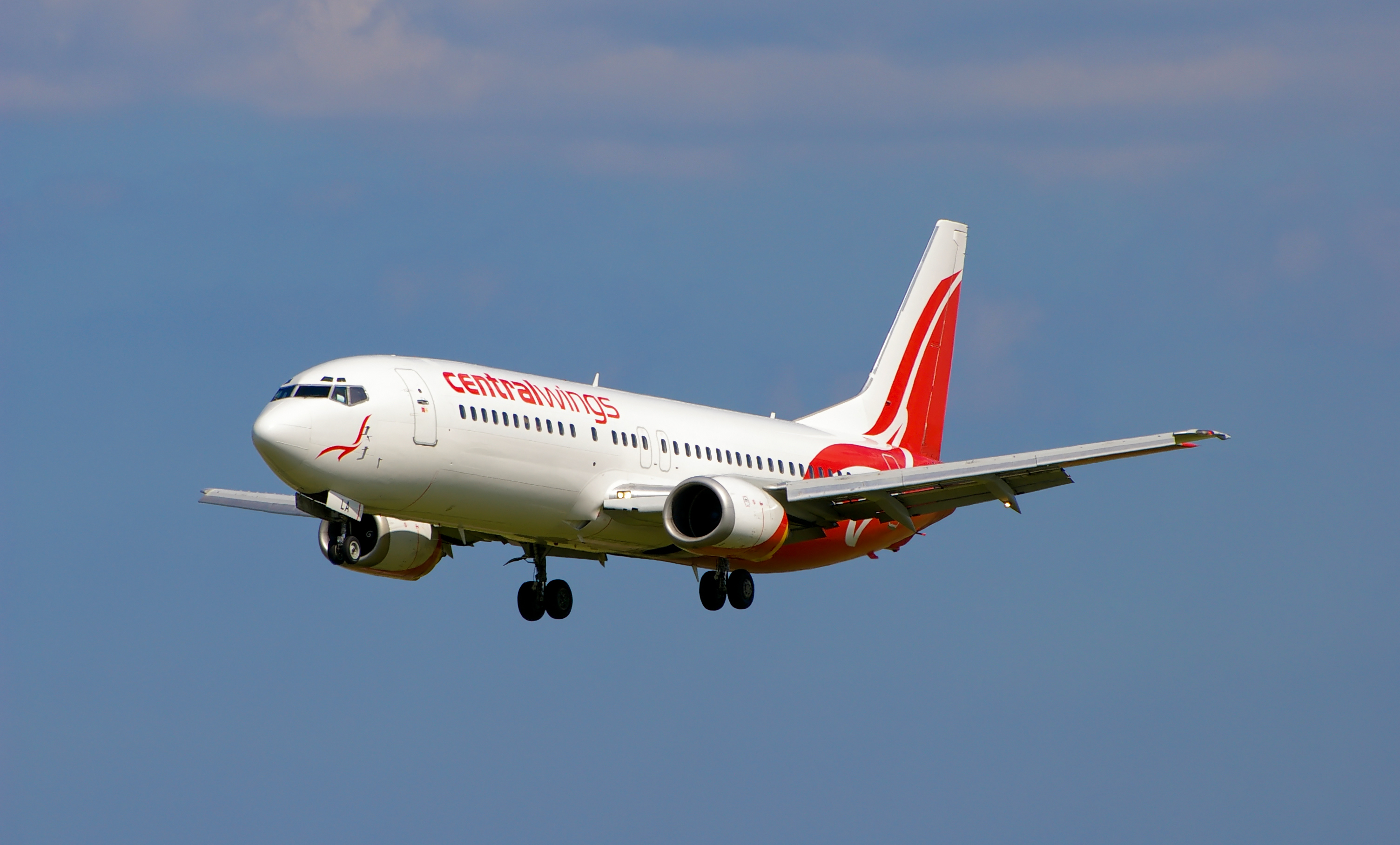 Boeing 737 Classic - Simple English Wikipedia, the free encyclopedia