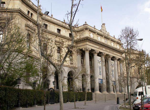 Palace of la bolsa de madrid wikipedia for Ofertas de sofas en madrid