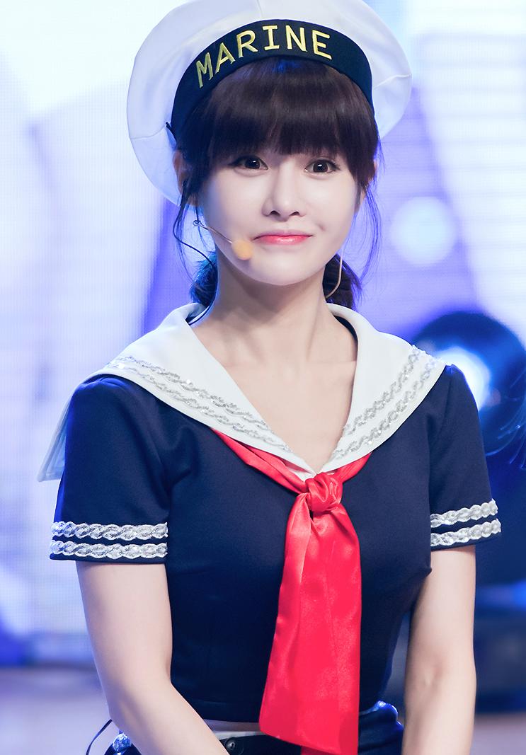 Hinh anh jiyeon t-ara sexy love