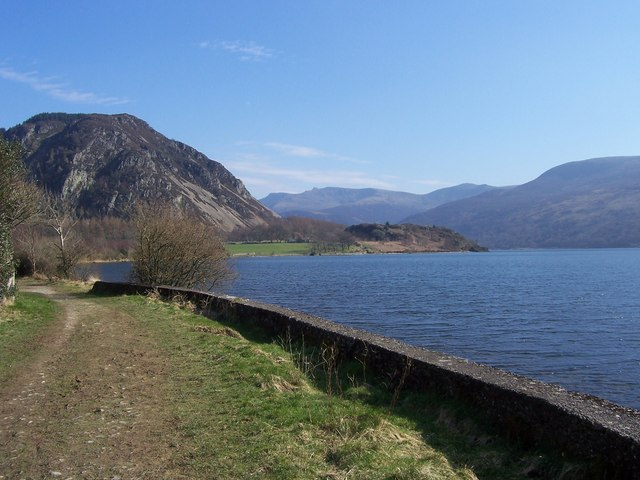 Bowness Knott, Ennerdale Water - geograph.org.uk - 546024