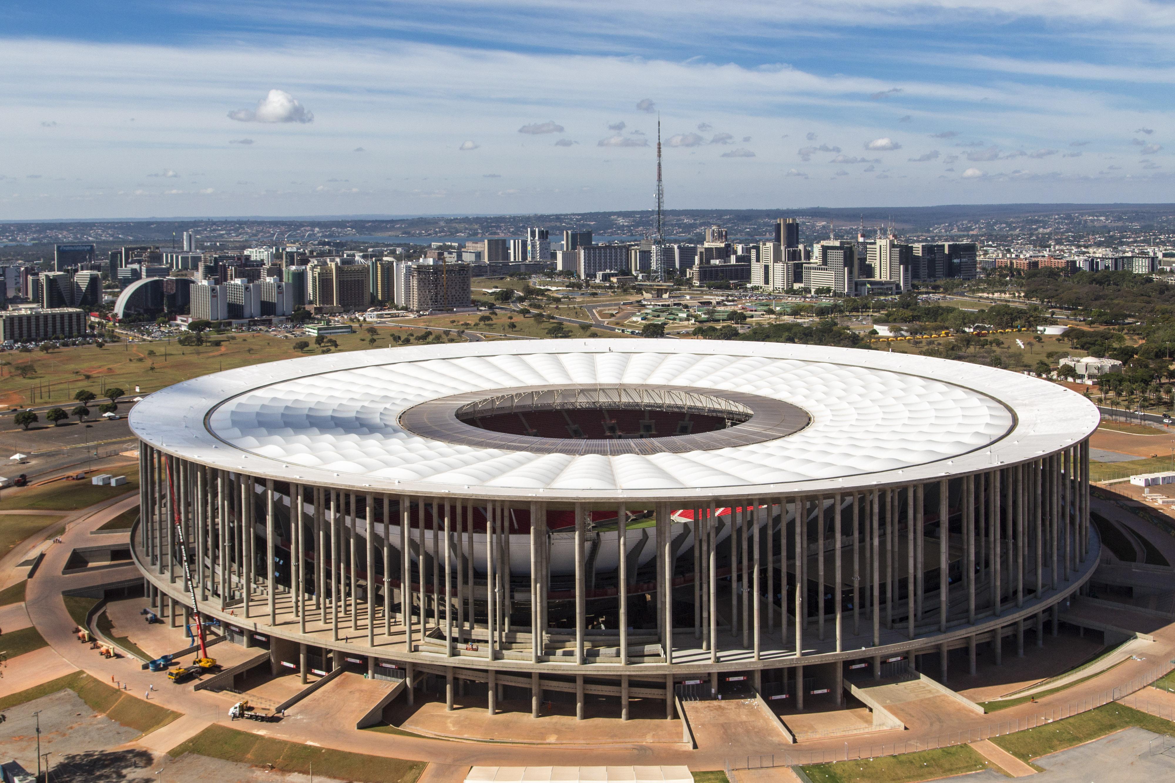 Brasilia Estadio