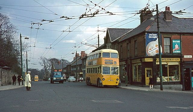 File:British Trolleybuses - Newcastle upon Tyne - geograph.org.uk - 559484.jpg