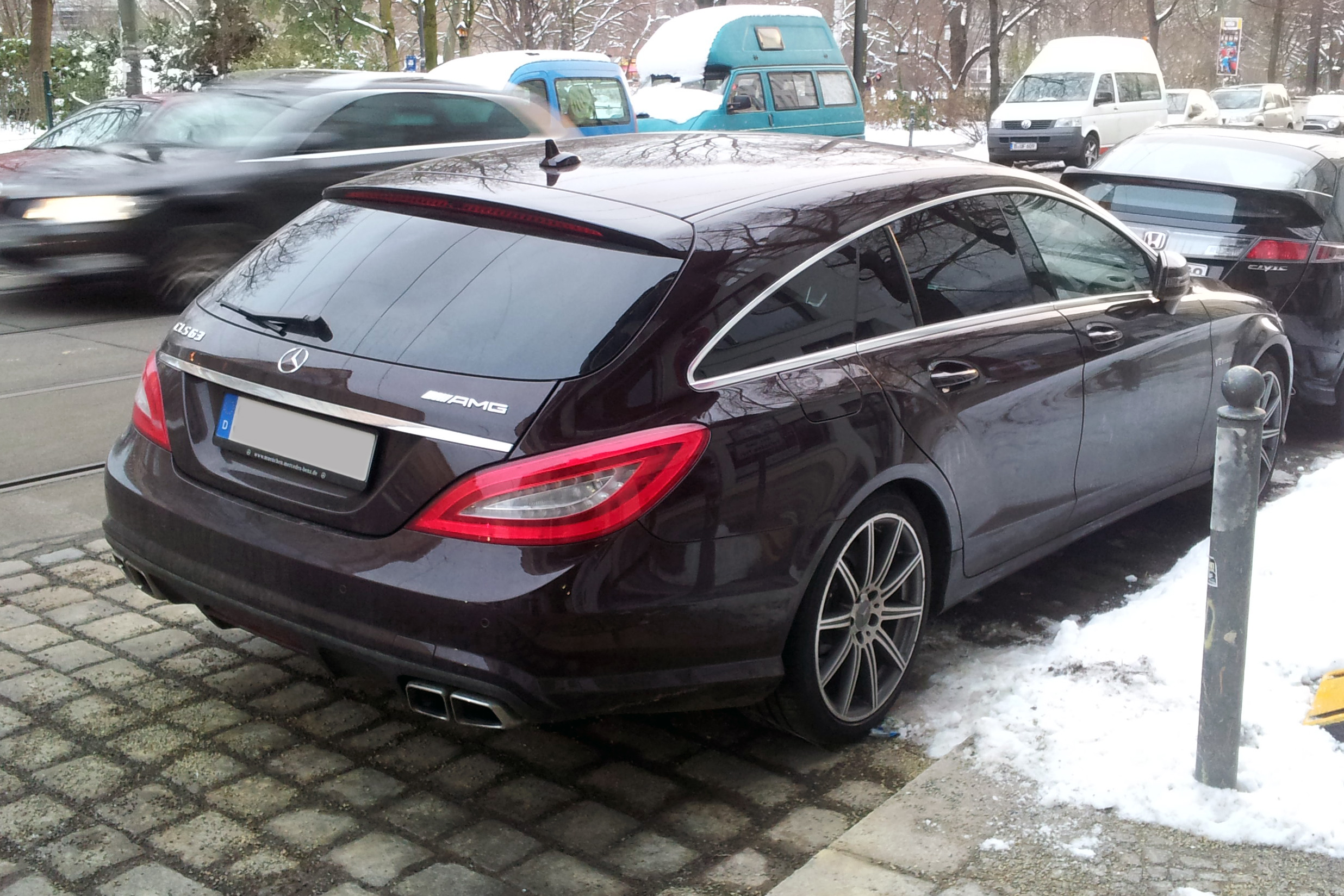 Mercedes Cla Shooting Brake  Fascination Z Perf