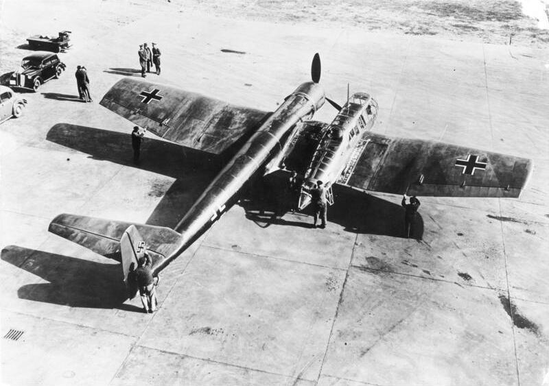 Необычные летательные аппараты - Асимметричные аэропланы и Летающие крылья