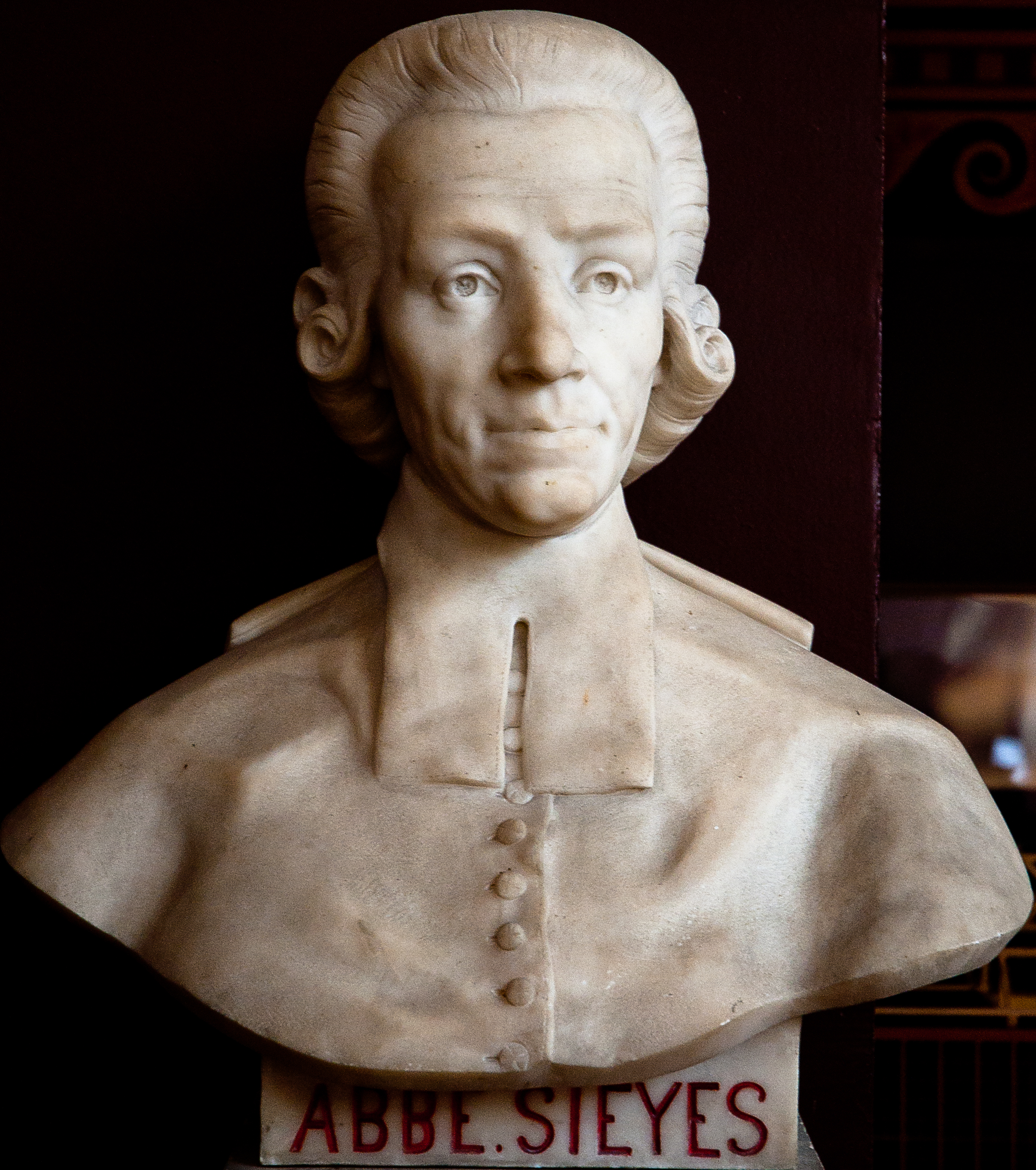 the part emmanuel joseph sieyes played in the early french revolution