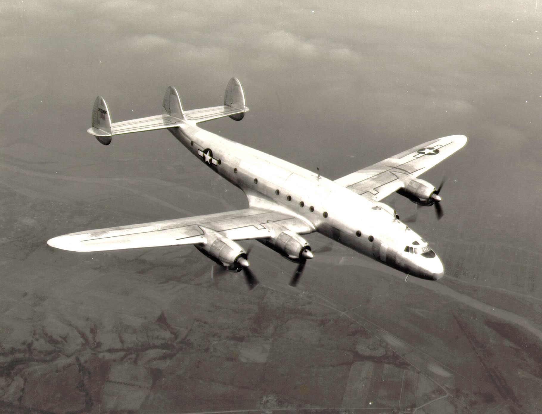 Lockheed Constellation - Wikipedia