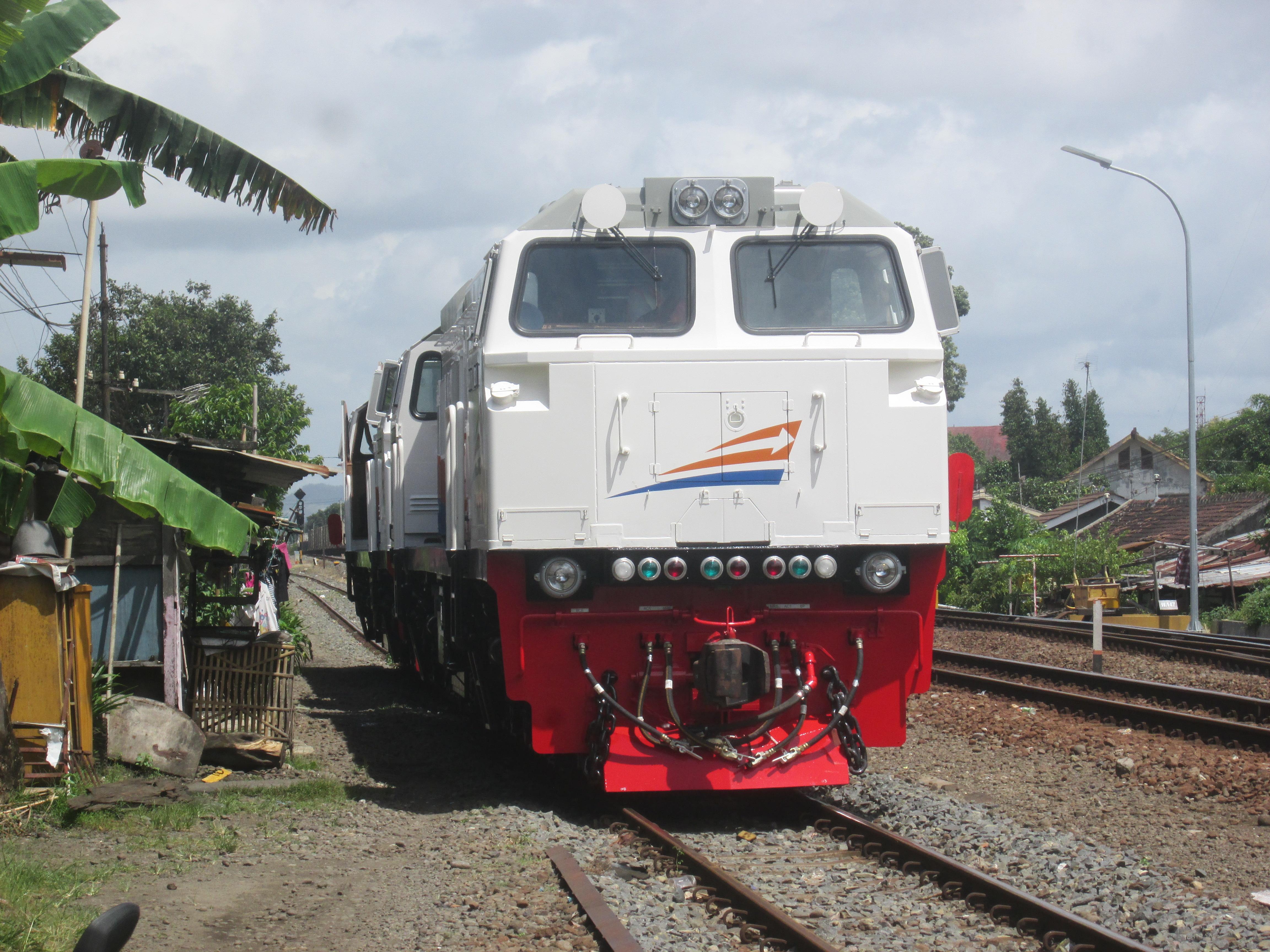 Lokomotif CC206 Bahasa Indonesia Ensiklopedia Bebas