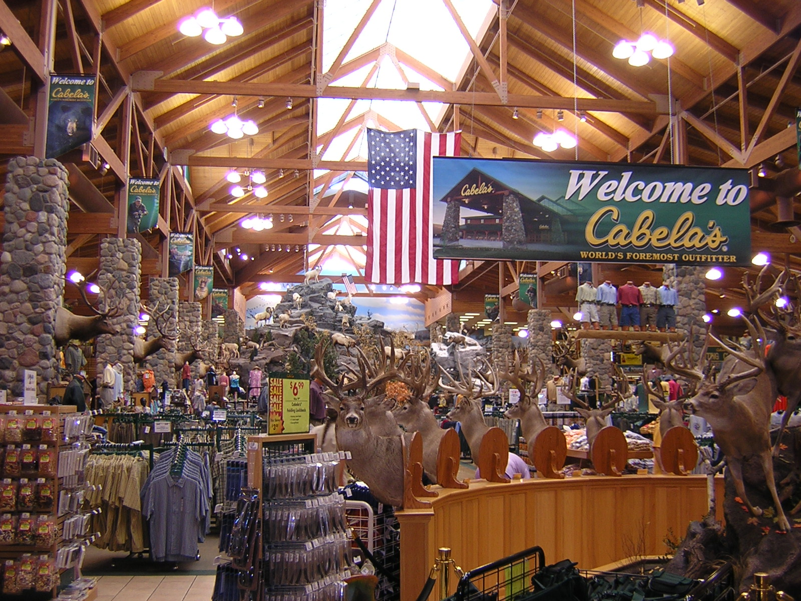 Bass Pro Shops To Acquire Cabelas Business Insider Wiring Money Capital One Wikimedia Commons