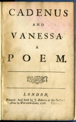 Cadenus and Vanessa. A Poem - Jonathan Swift.jpg