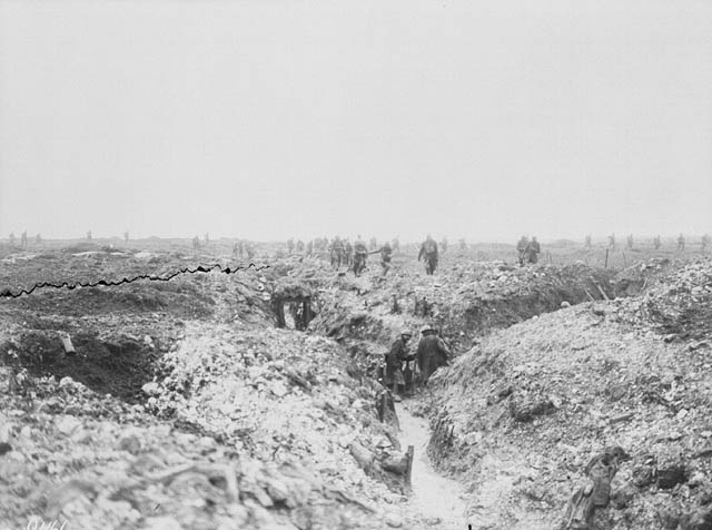 Battle of Vimy Ridge?