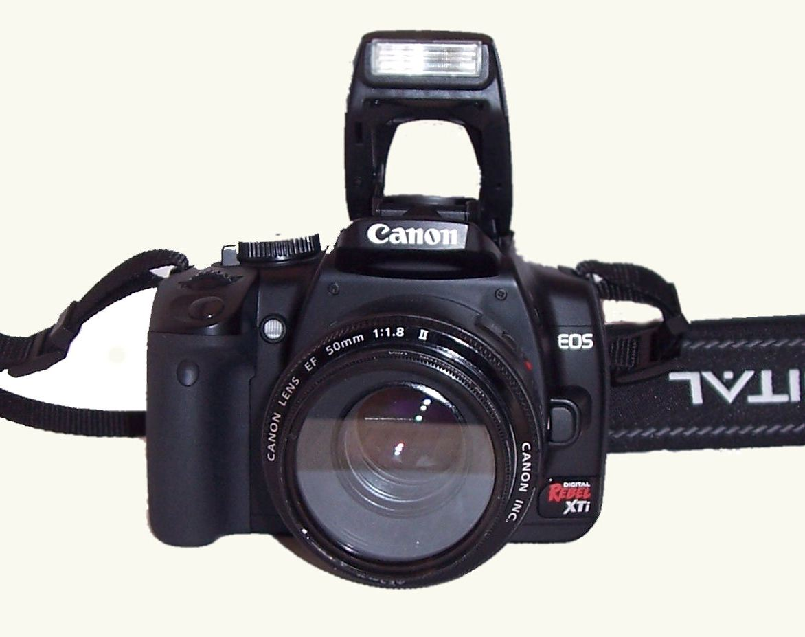 File:Canon Digital Rebel XTi.jpg