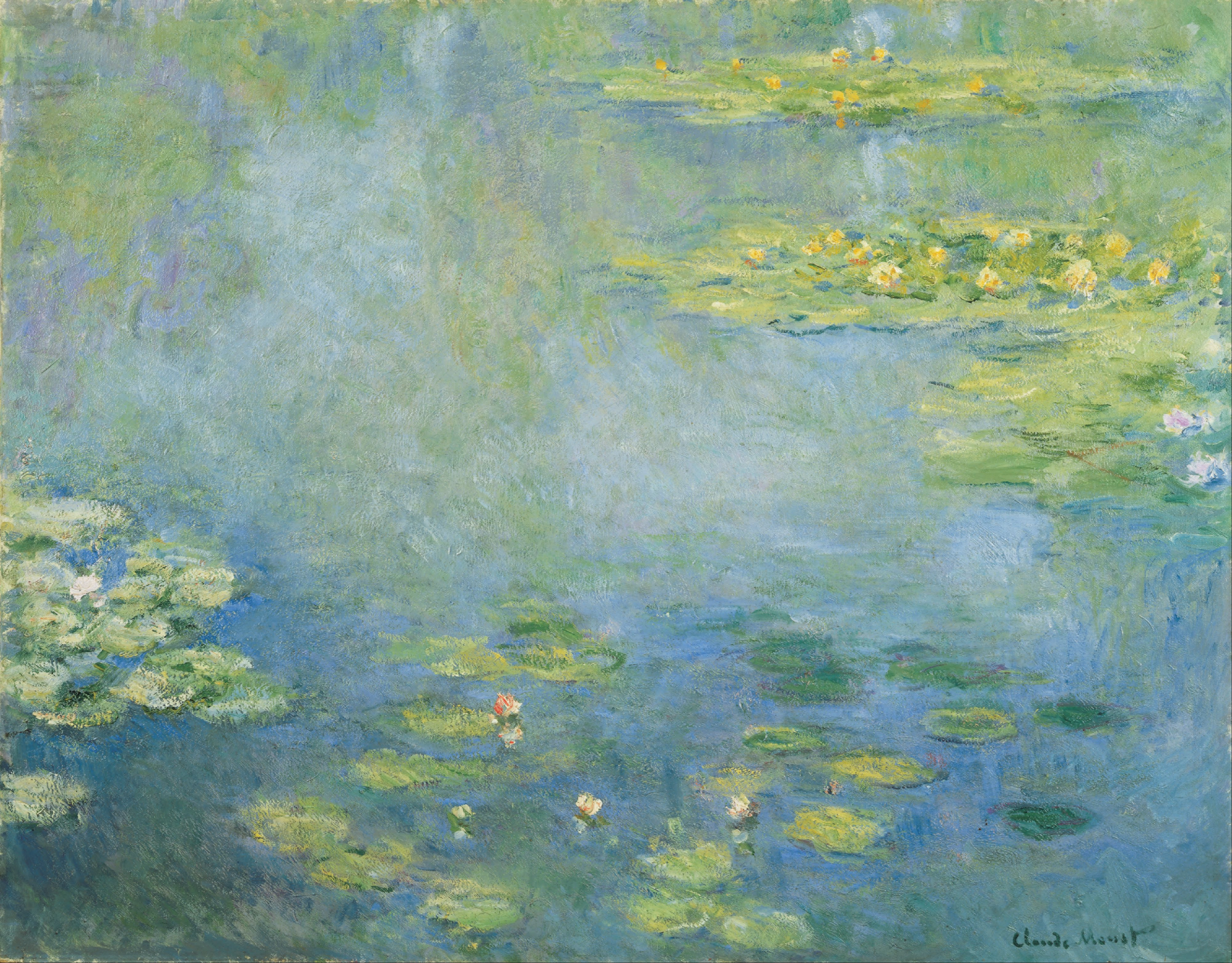 ファイル claude monet waterlilies google art project jpg wikipedia