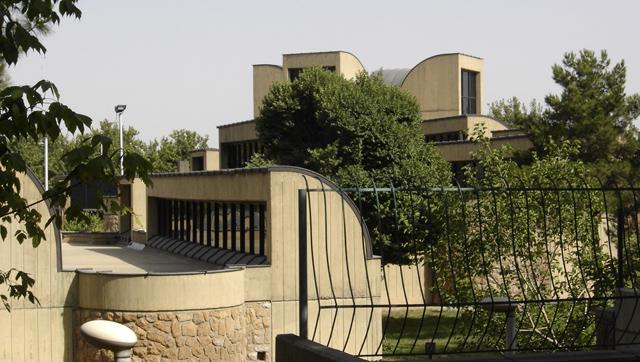 Серед статей, створених від початку музейного тижня, стаття про Музей сучасного мистецтва (Тегеран) Автор фото: Zereshk (ліцензія GFDL)