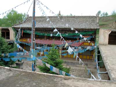 House where the 14th Dalai Lama was born DLHaus.jpg