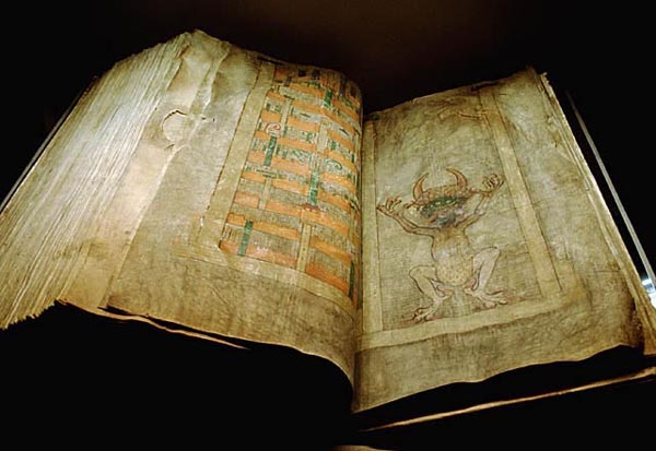 Descarga el Codex Gigas (Documento en .pdf)