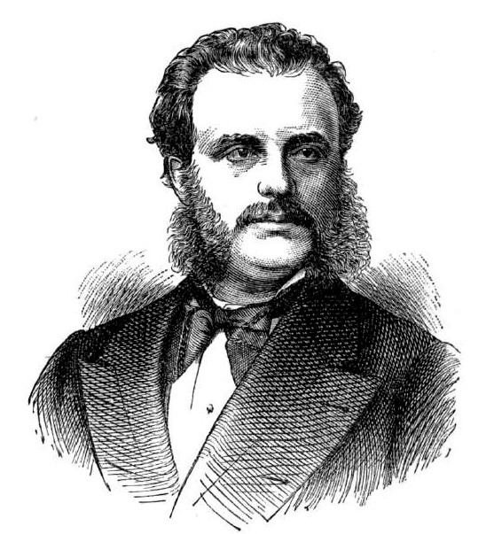 Depiction of Marco Aurelio Soto