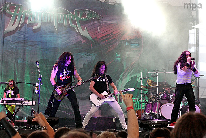 La Historia de DragonForce