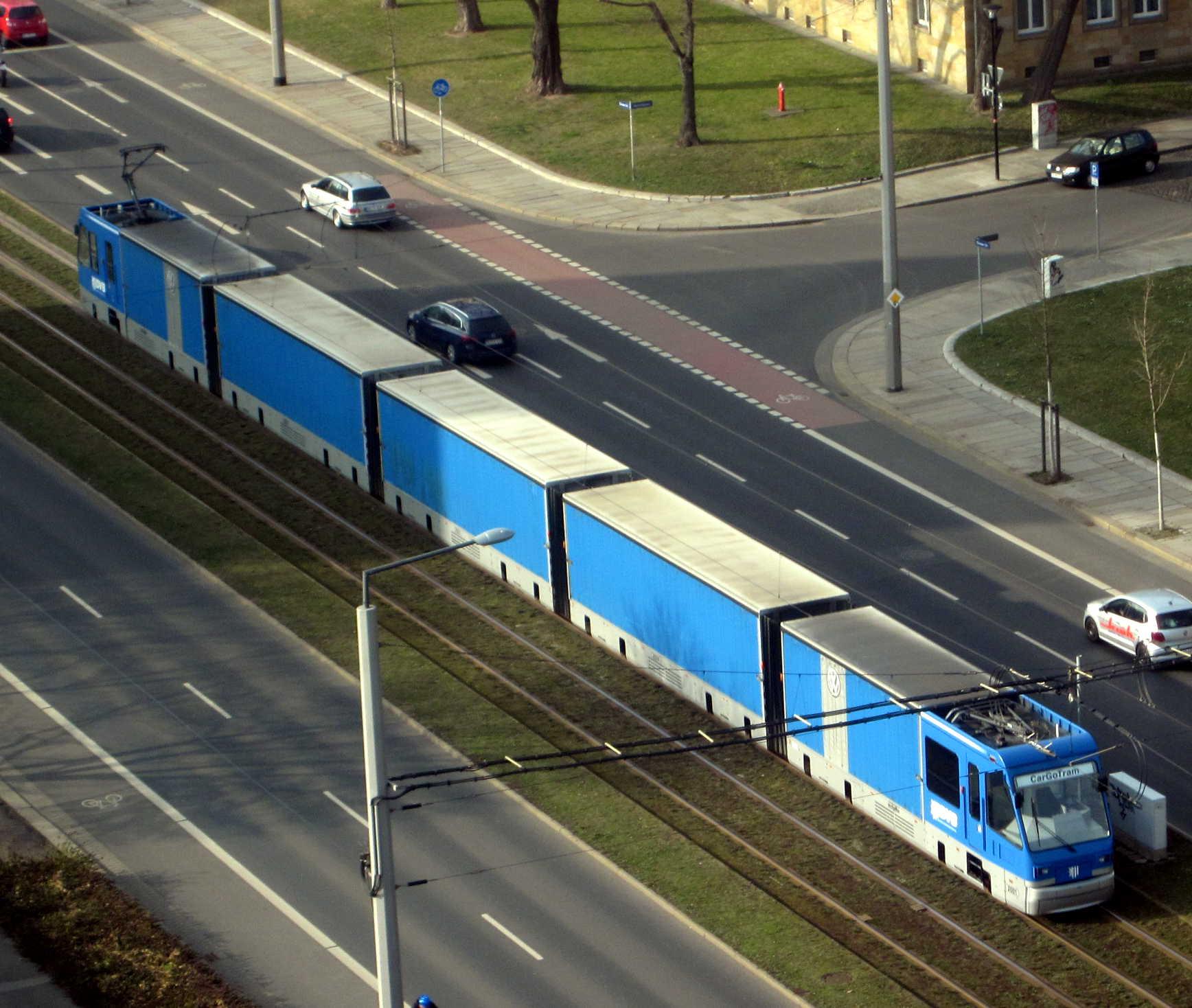 Image result for cargo tram