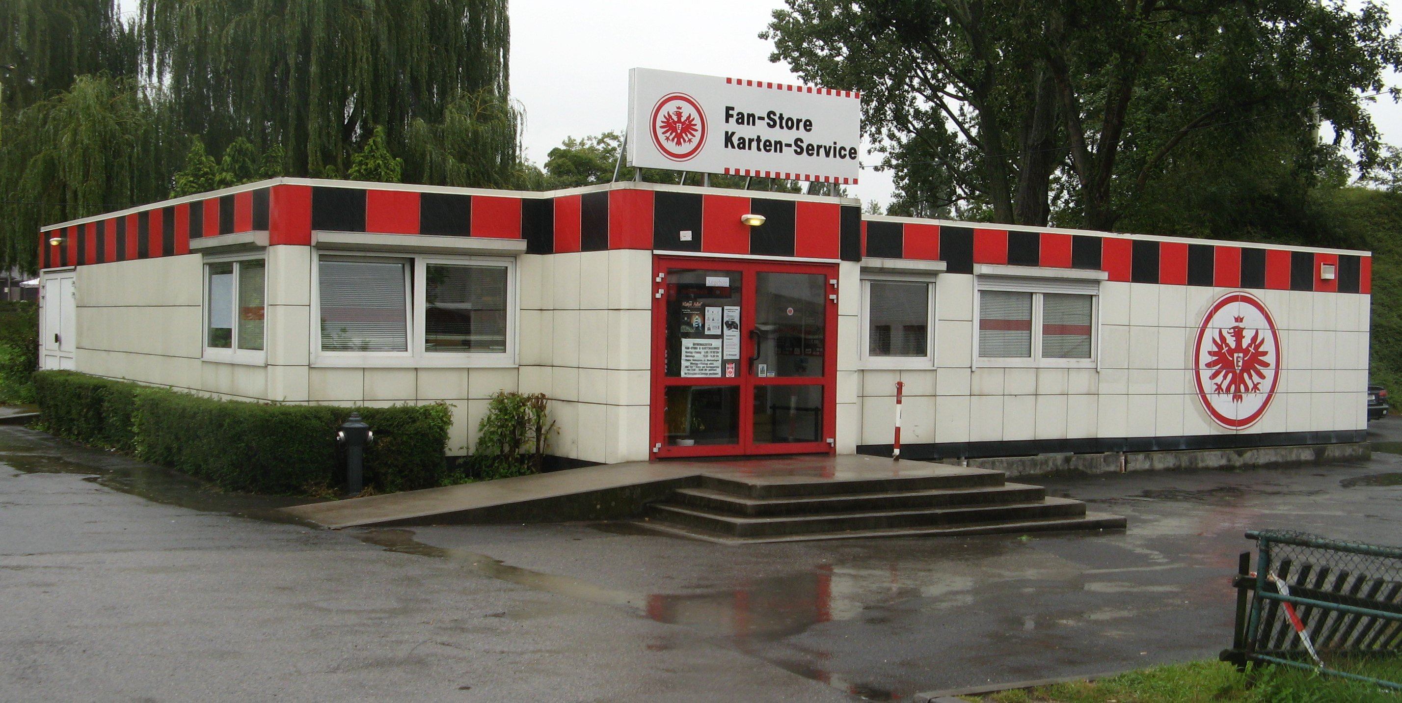 Eintracht Fanshop Frankfurt