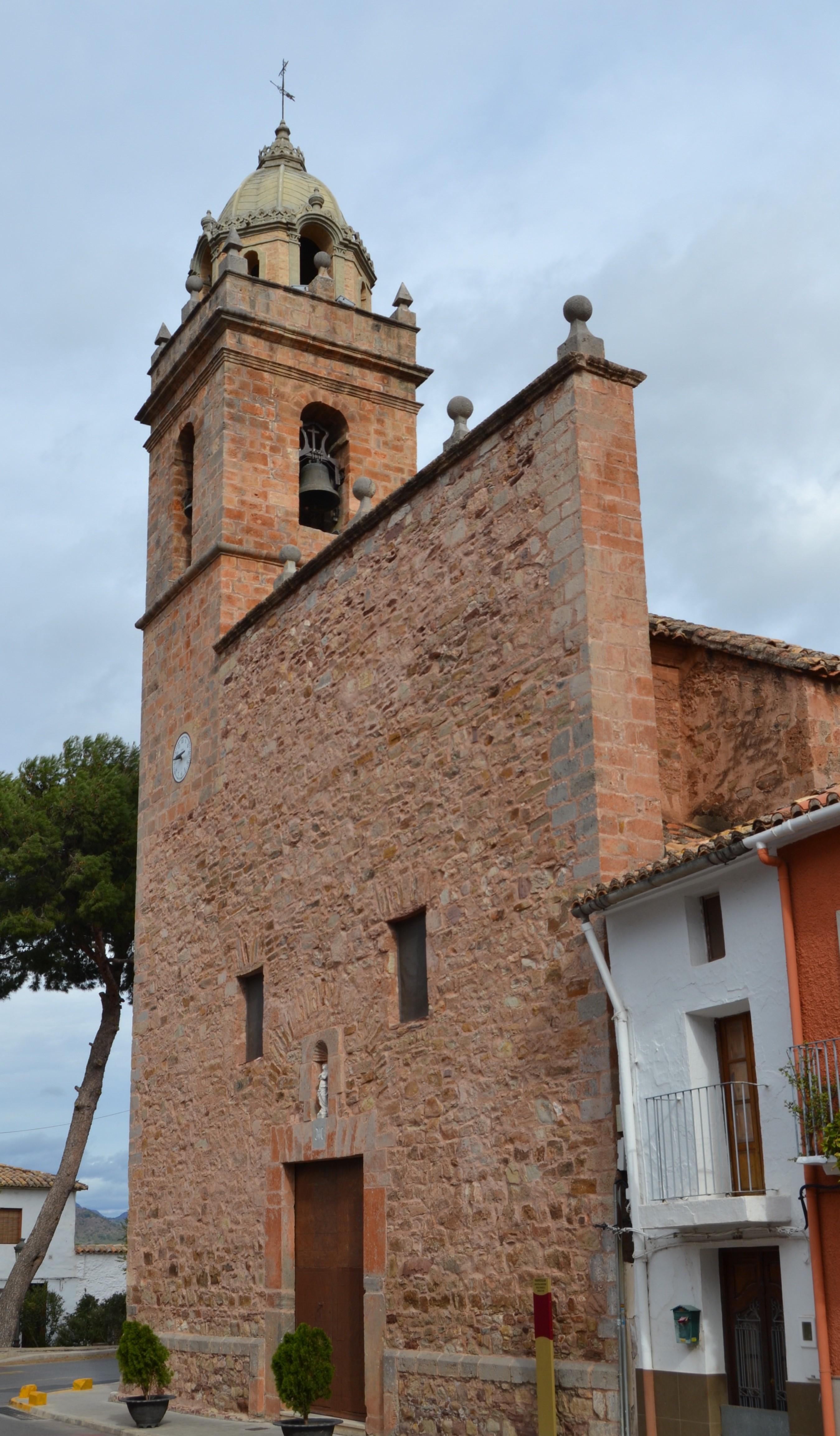 File:Església de la Mare de Déu dels Àngels de Torres Torres, el Camp de Morv...