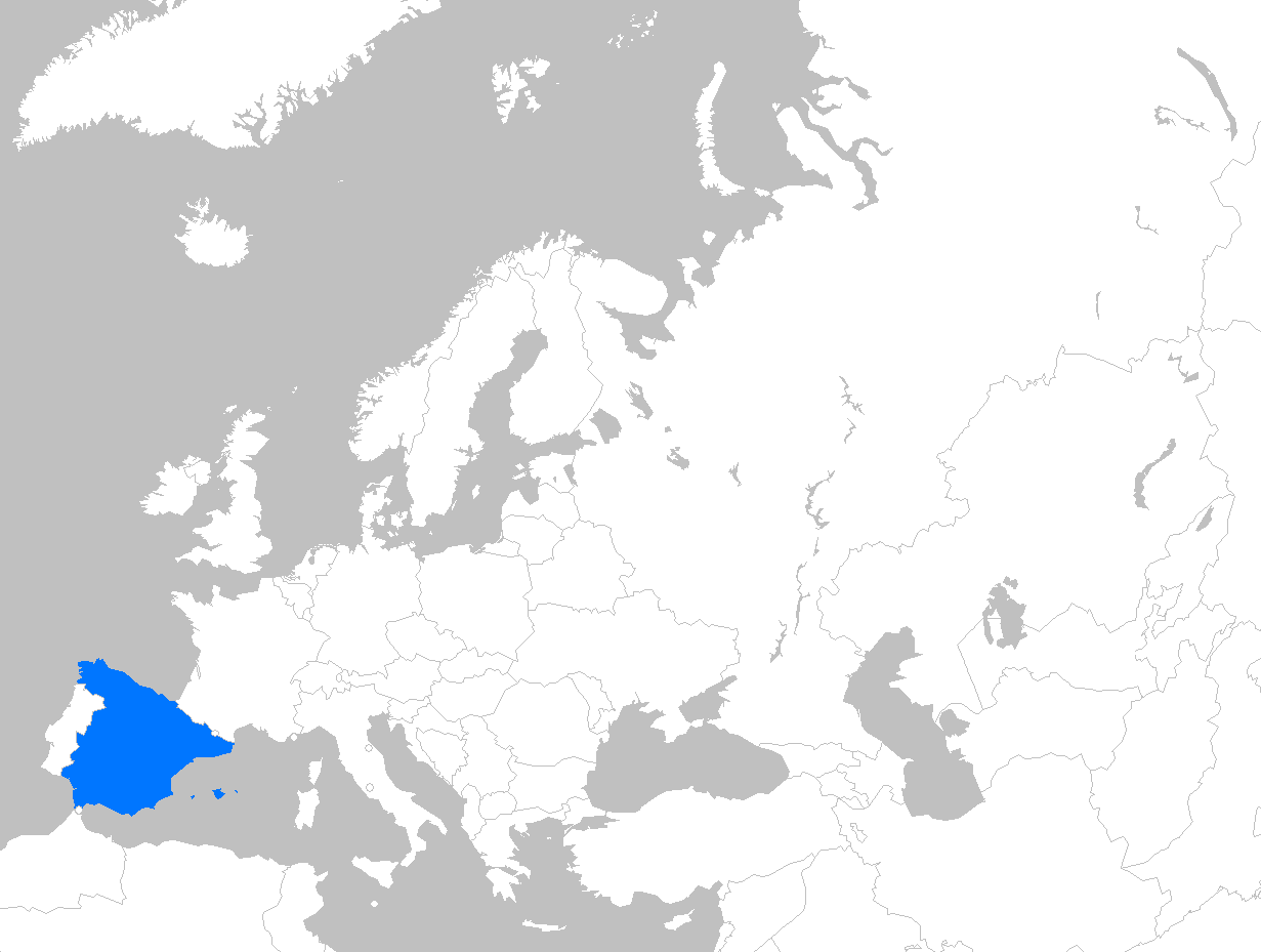 File:Europe map spain.png - Wikimedia Commons