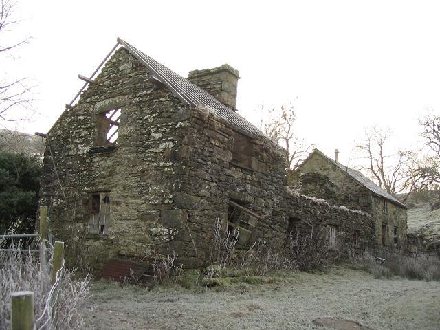 Farmhouse under renovation - geograph.org.uk - 298167.jpg
