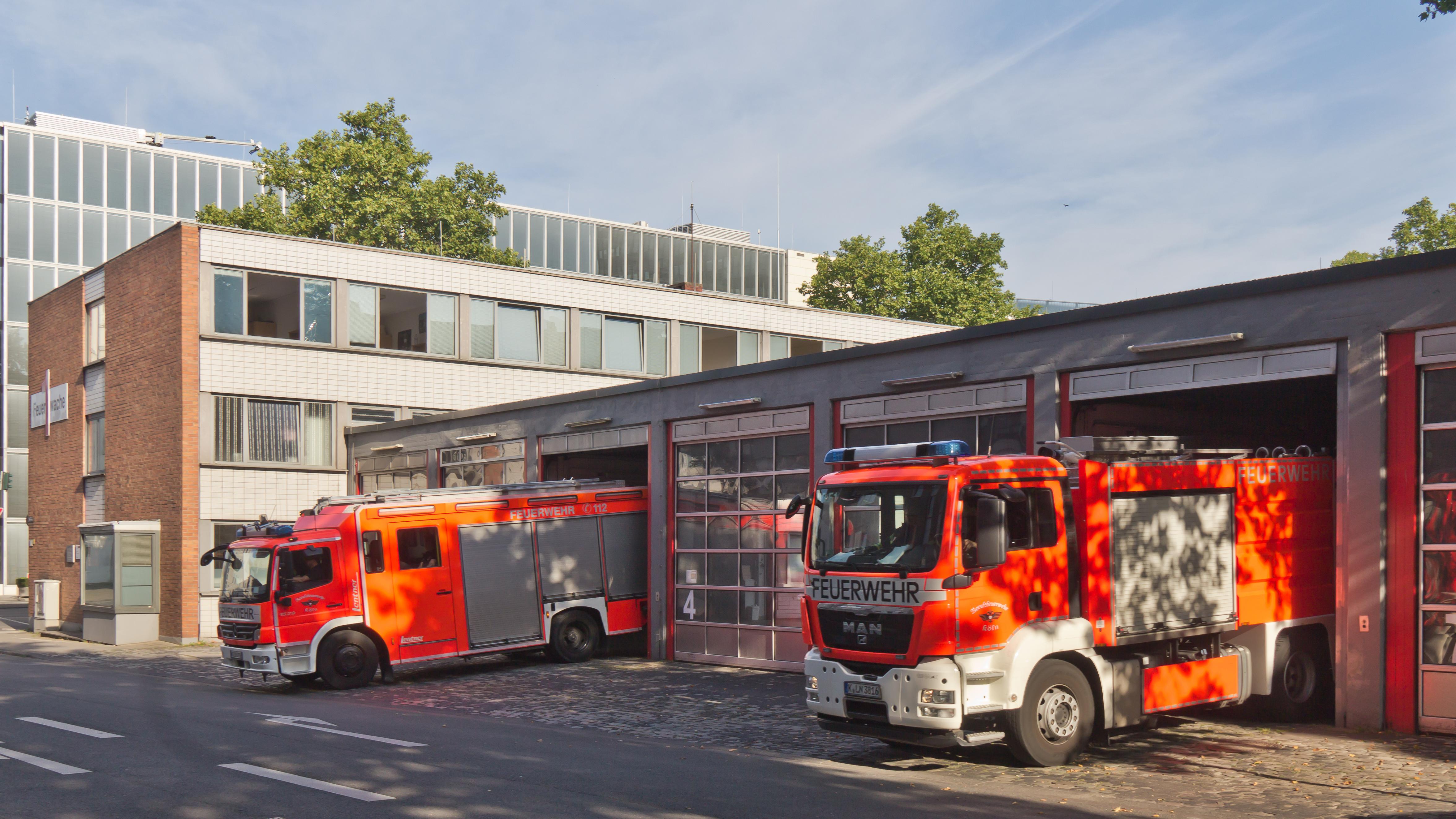 Feuerwache 6 Köln
